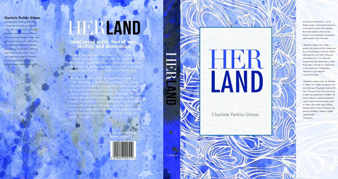 Herland Book Wrap