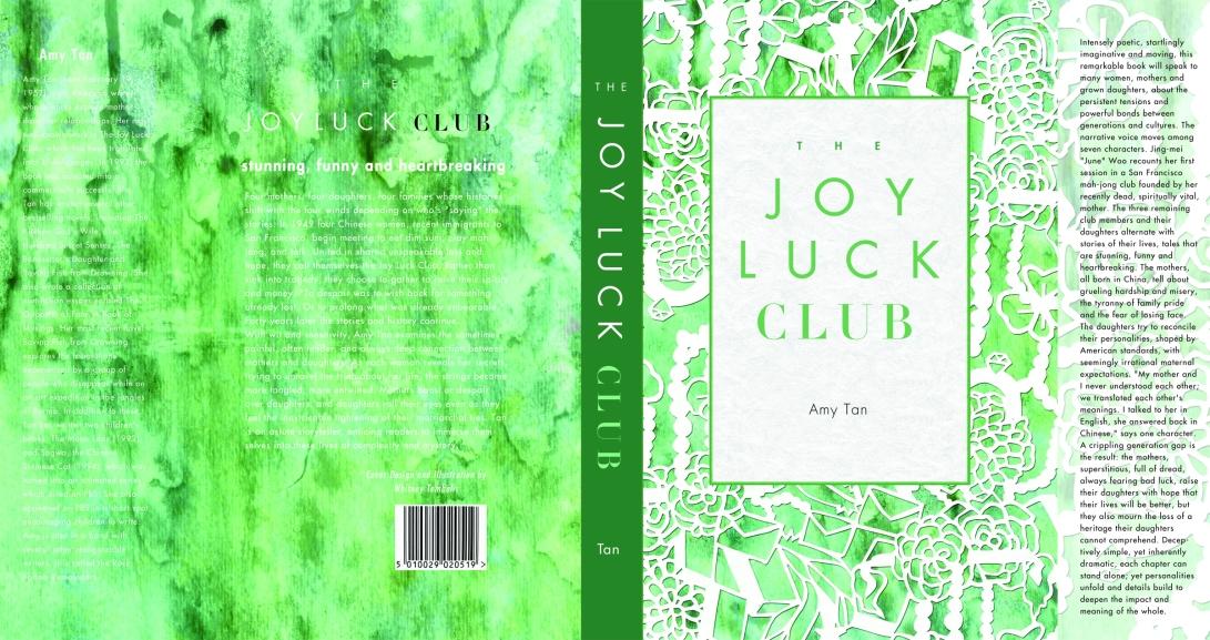 The Joy Luck Club Book Book Wrap
