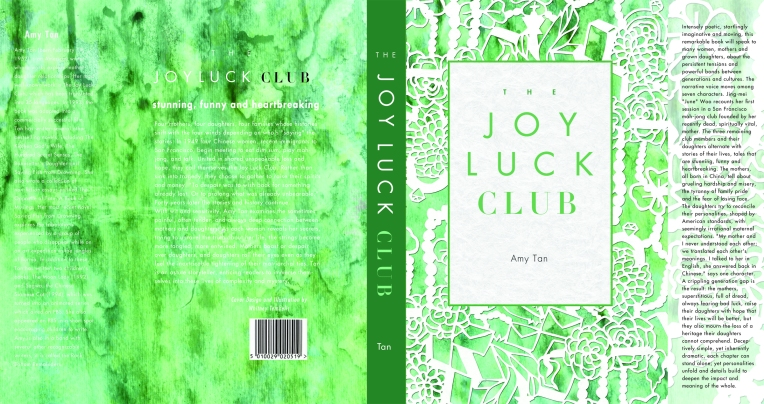 The Joy Luck Club Book Book Wrap