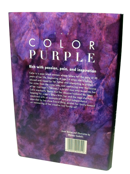 The Color Purple Back Cover