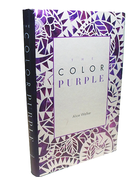 The Color Purple Front Cover